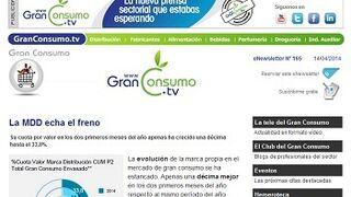 Los eNewsletters de GranConsumo.tv volverán el próximo 21 de abril