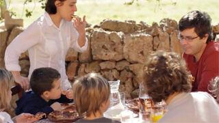 Las familias protagonizan la nueva campaña de Casa Tarradellas