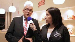Enric Rovira, director general de Proceli (entrevista en Alimentaria 2014)