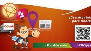 Covap lanza el Portal del Socio y una aplicación para móviles