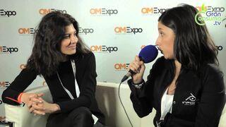 Beatriz Navarro, directora de Marketing y Comunicación de Supersol (OMExpo 2014)