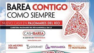 Cash Barea se moderniza a 10 días de que abra Costco Sevilla