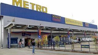 Metro triplicará su presencia en la India