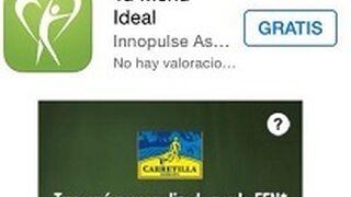 Carretilla promueve una alimentación equilibrada vía App