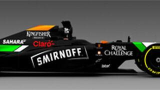 Smirnoff patrocina el equipo de Fórmula 1 Sahara Force India