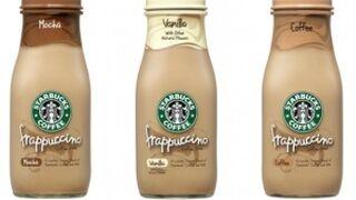 Frapuccino de Starbucks en Mercadona
