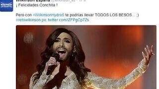 Wilkinson y su certero tuit sobre la barbuda ganadora de Eurovisión