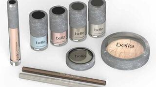 Nuevas lacas de uñas con pincel plano de belle&MAKE-UP