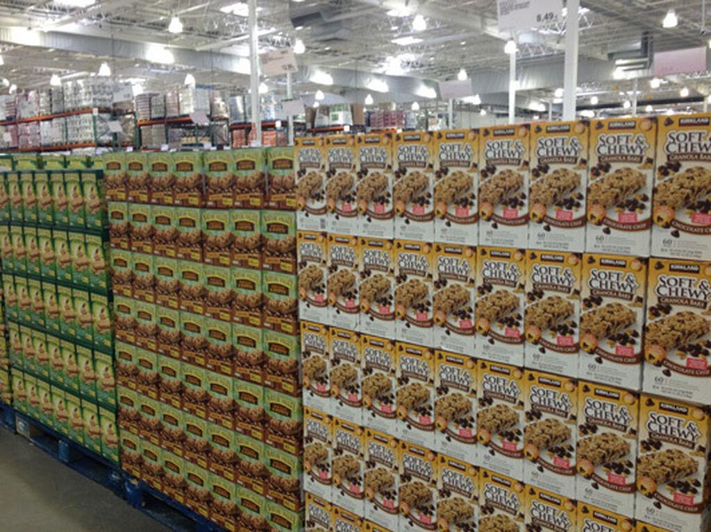 Cereales muy americanos