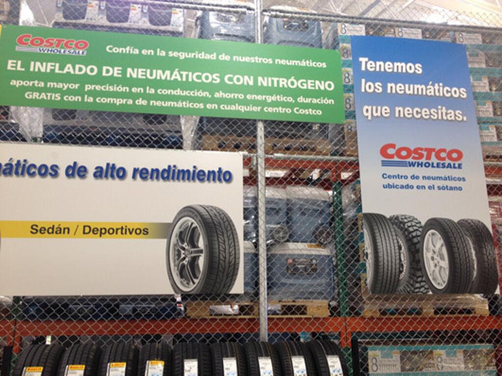 Costco es el primer cliente de Michelin en Mexico