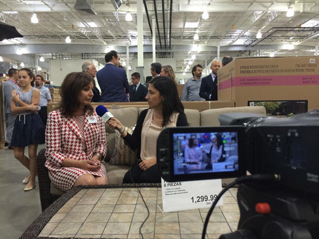 Diane Tucci, directora general de Costco España, entrevistada por GranConsumo.tv