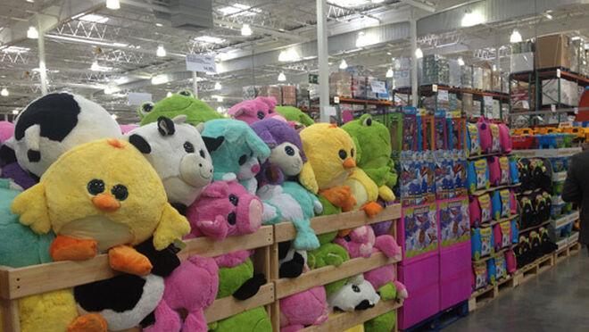 La venta de juguetes crece y marca un gasto de 190 euros por niño