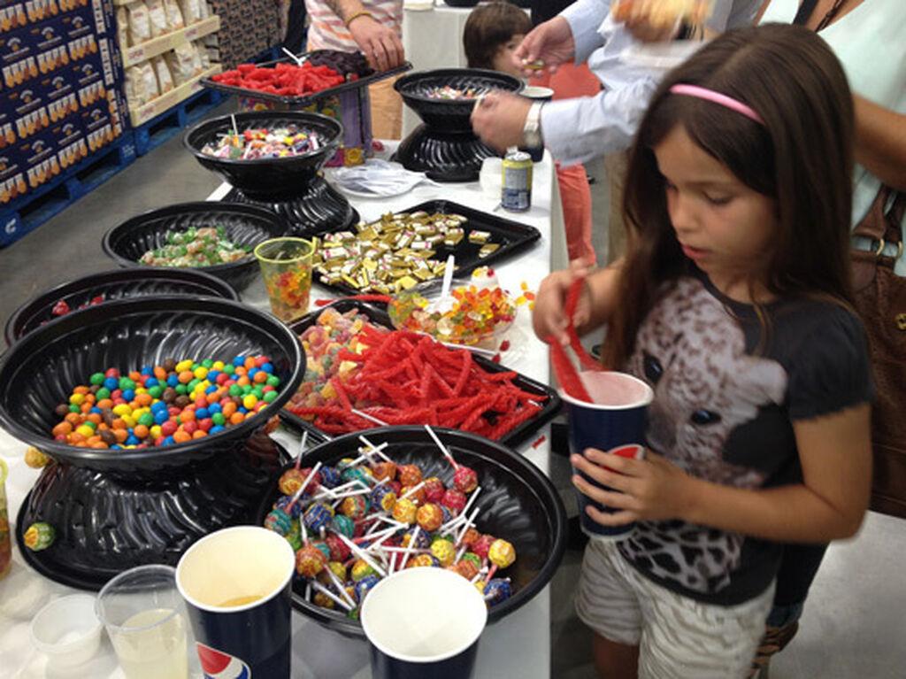 La inauguración el 14 de mayo de Costco Sevilla fue una gran fiesta. Hubo chuches para niños y adultos