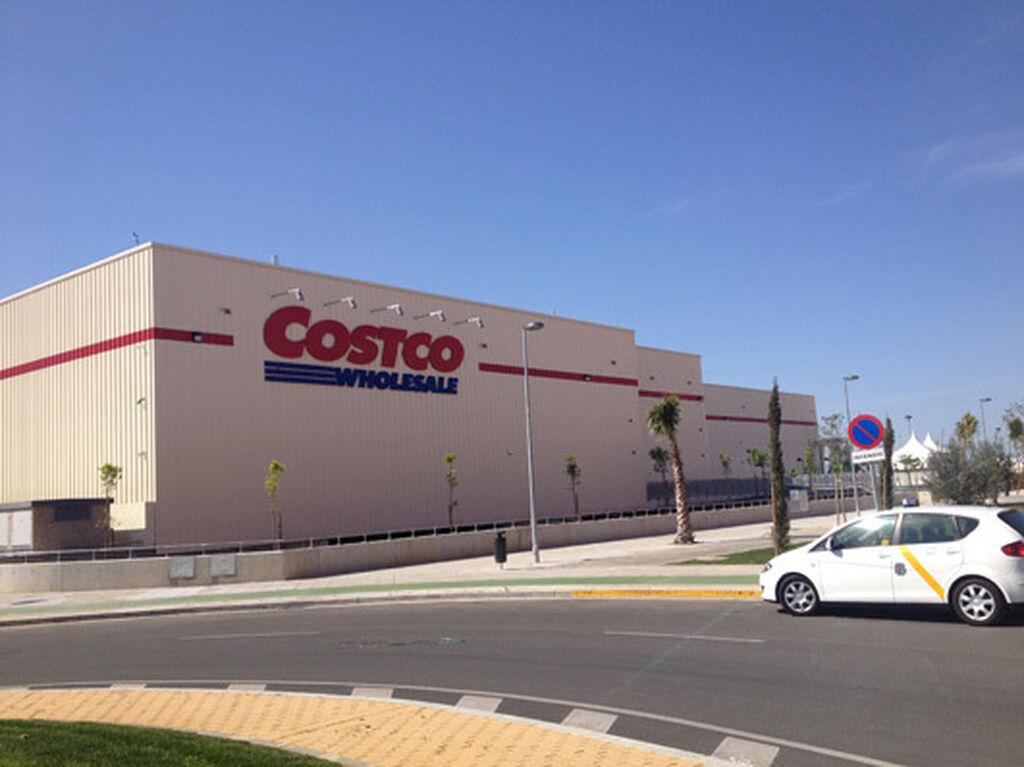 Las instalaciones de Costco Sevilla ocupan 15.000 metros cuadrados
