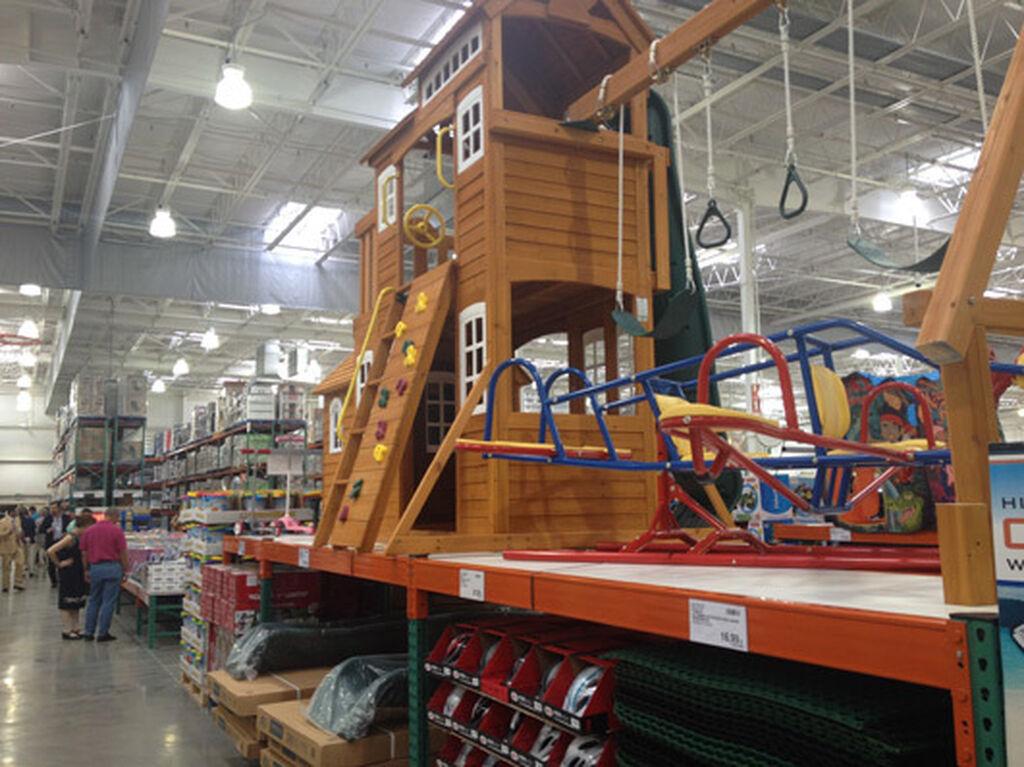 Una zona de recreación infantil, buen valor añadido para los clientes de un negocio
