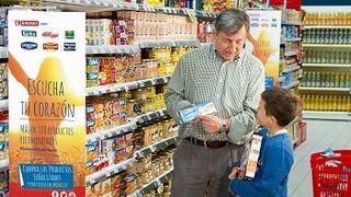 La salud cardiovascular se olvida en la lista de la compra