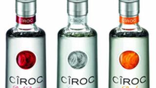 Nuevas variedades del vodka súper premium Cîroc