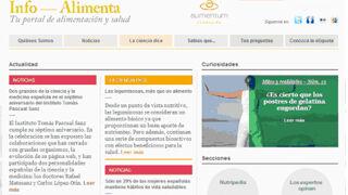 Nace Infoalimenta.com, portal de referencia en alimentación y salud
