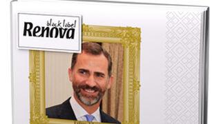 """Servilletas """"Felipe VI"""" y """"Reina Letizia"""", edición especial de Renova"""