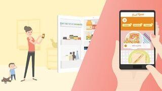 Tecnología móvil por voz contra el desperdicio por Sainsbury's y Google