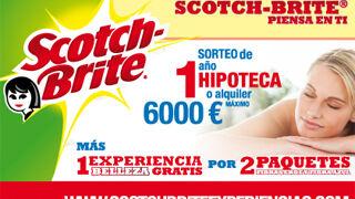 """""""Piensa en ti"""", nueva campaña con premio de Scotch-Brite"""