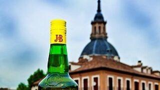 J&B Urban Honey, whisky escocés sabor miel