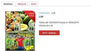 Lidl, la cadena más buscada en internet por Tiendeo en España