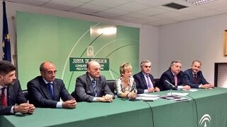 Anged fomentará los productos agroalimentarios andaluces