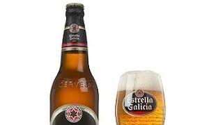 Estrella Galicia made in Brasil