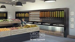 Un supermercado que prescinde de envases