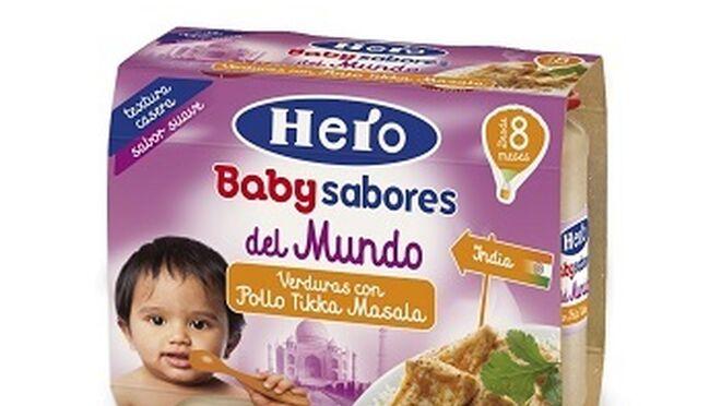 Mercadona Baby Food