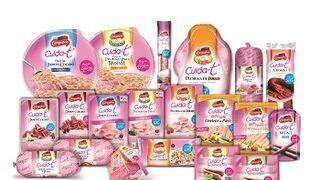 Campofrío amplía la gama de productos Cuida-t+