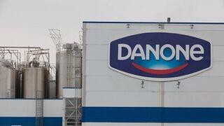 Alza espectacular de Danone en la Bolsa por los rumores de OPA