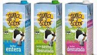Tierra de sabor, la mejor leche entera, según la Ocu