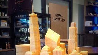 Arla crea una galería de arte de queso en Nueva York