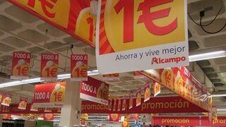 Alcampo reduce el 5,7% las compras a proveedores españoles