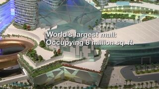 Un centro comercial de 743.000 m2 en Dubai