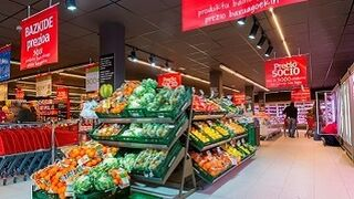 Eroski analiza con proveedores vascos su estrategia de producto local