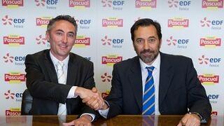 Calidad Pascual y EDF Fenice fomentan la eficiencia energética