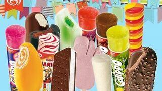 Frigo hace hueco al helado dentro de la buena alimentación