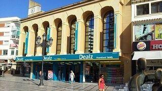 Poundland inaugura su primer Dealz en España