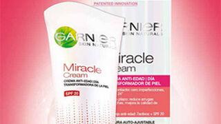 Miracle Cream de Garnier, cuidado global antiedad