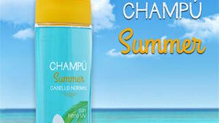 Deliplus Champú Summer, cuidado a prueba de sol