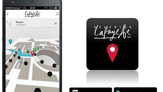 Galeries Lafayette crea una App exclusiva para su tienda de París Haussmann
