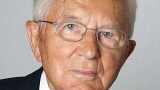 Aldi, de luto por el fallecimiento de su fundador karl Albrecht
