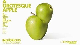 Intermarché, cómo no desperdiciar sus feas frutas y verduras