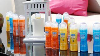 Durex promociona sus geles lubricantes para conquistar