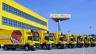 Alimerka invierte tres millones en su nueva flota de camiones
