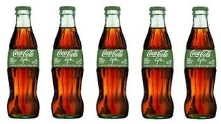 Coca-Cola Life debuta en Estados Unidos