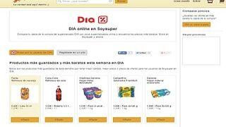 Soysuper.com integra Dia online
